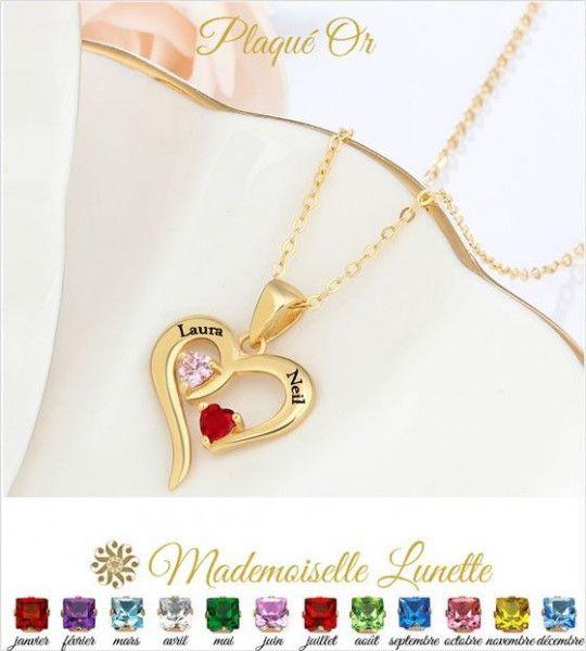 collier-coeur-pour-maman-plaque-or-pas-cher