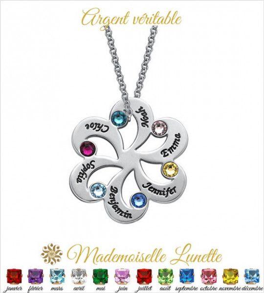collier-trefle-pour-femme-en-argent-pour-maman-et-6-pierres-de-naissance-6-gravure-prenoms