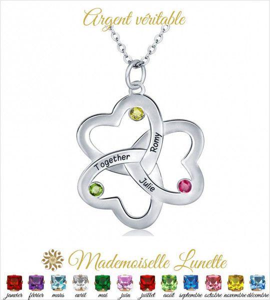 collier-3-coeurs-entrelacés-pour-maman-3-pierres-coeur-en-argent-pour-maman-et-3-gravure-prenoms