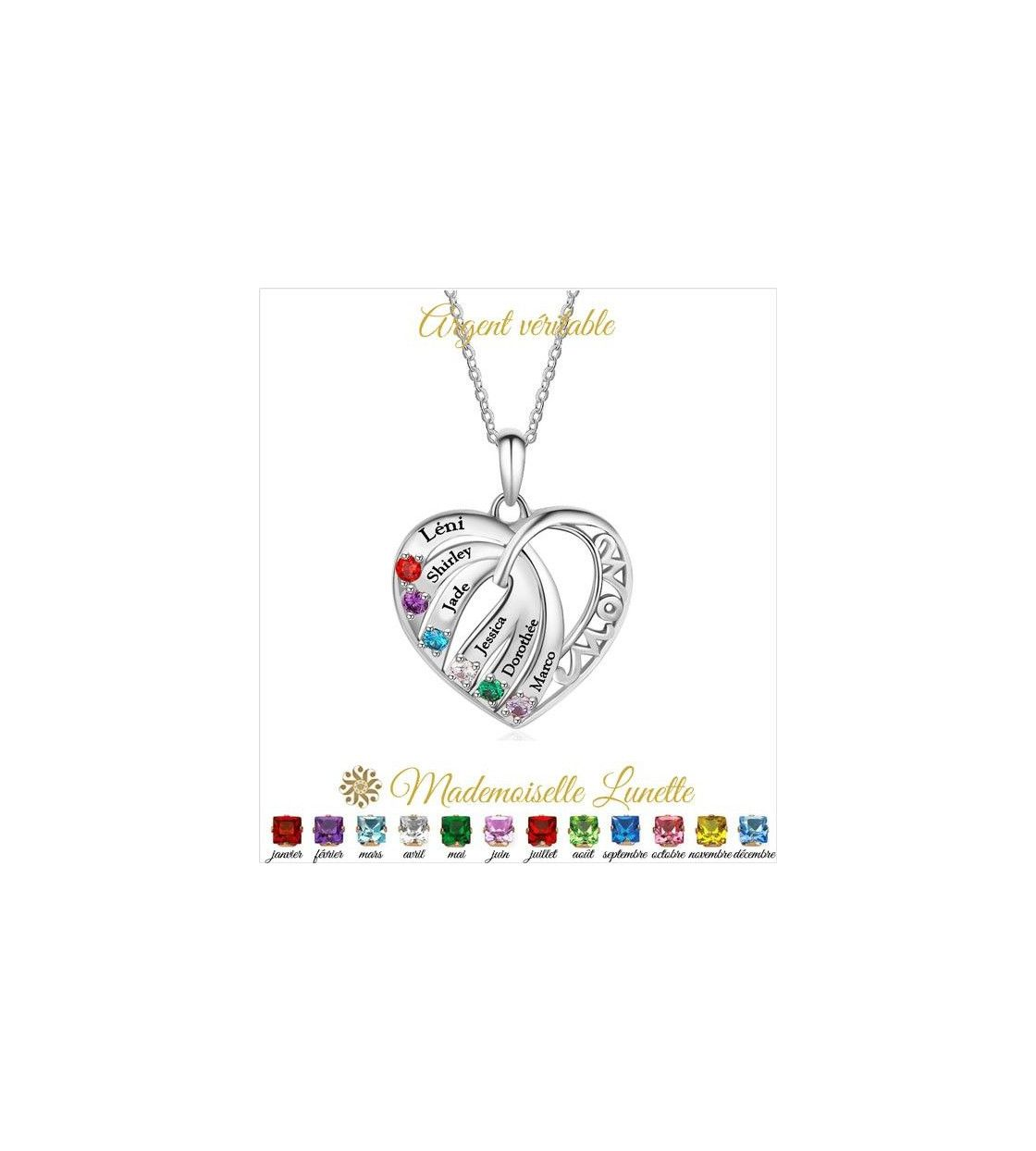 collier-maman-coeur-en-argent-avec-6-pierres-de-naissance-6-gravure-prenoms