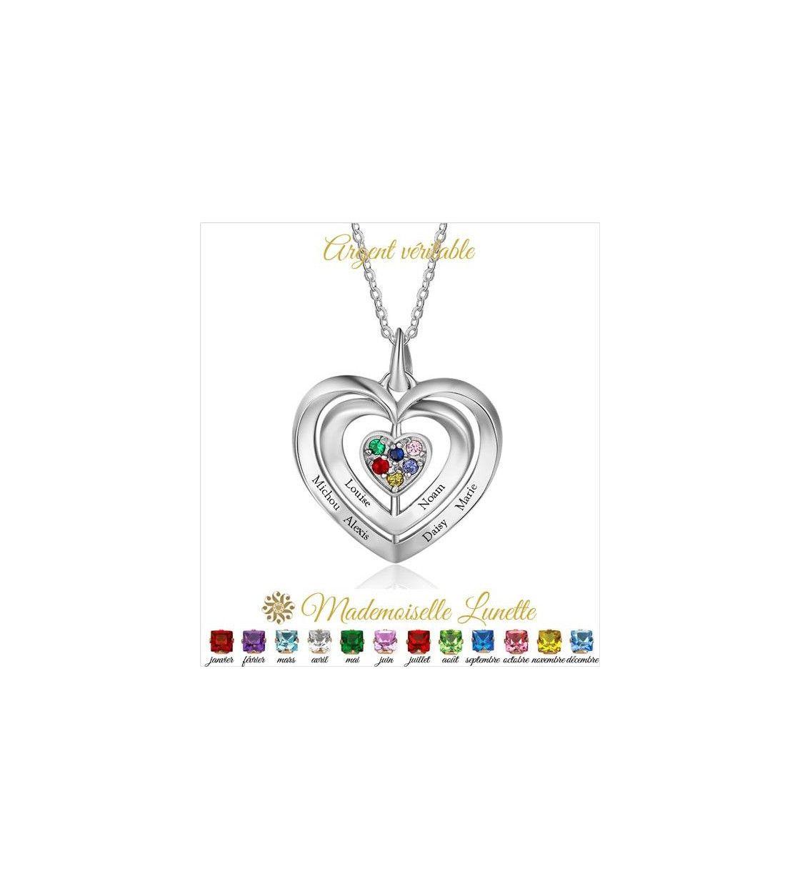 collier-maman-triple-coeur-en-argent-avec-6-pierres-de-naissance-6-gravure-prenoms