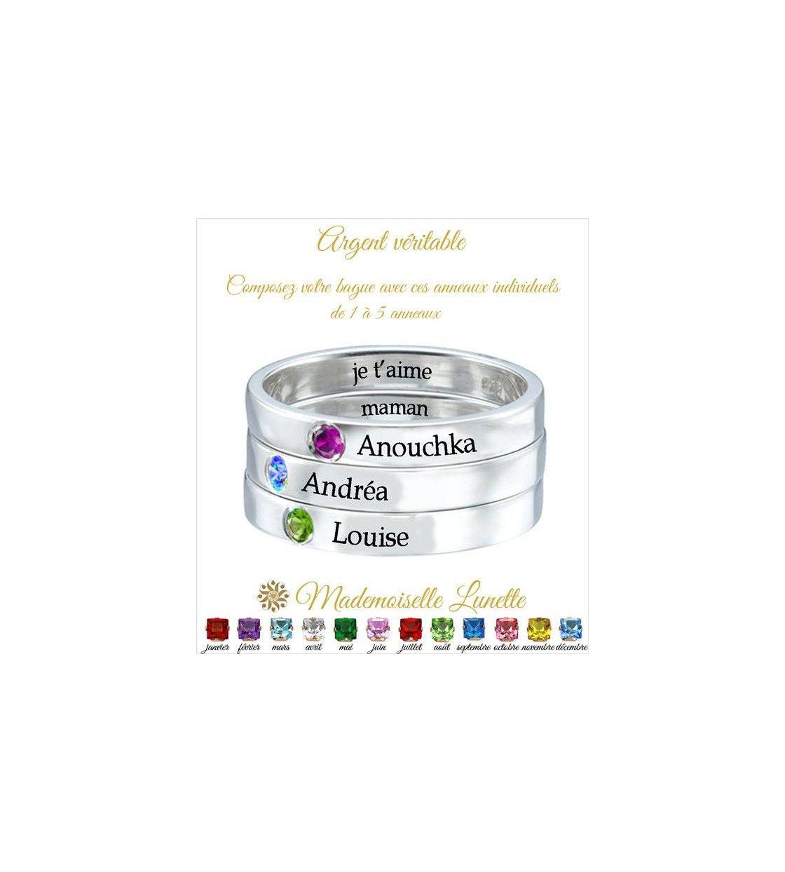 bague-argent-de-1-a-4-anneau-empilable-avec-chacune-1-pierre-de-naissance-et-1-prenom