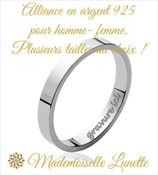 alliance-homme-femme-personnalisable-gravure-prenom-date-matiere-argent