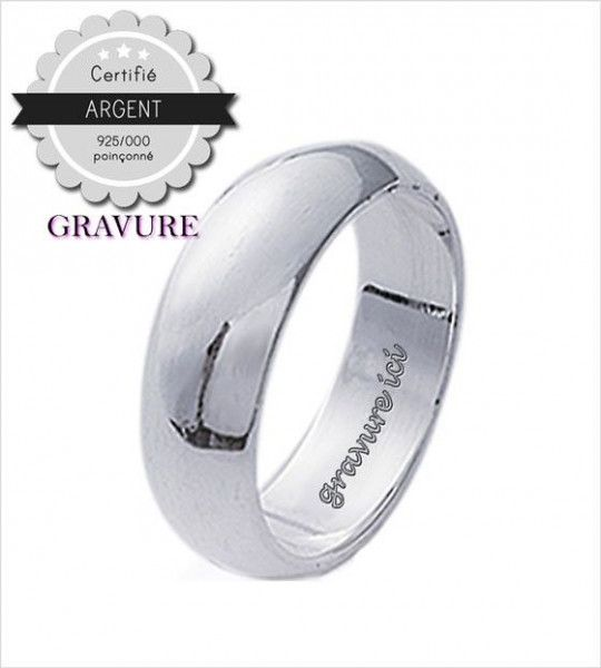 BAGUE-ANNEAU-ALLIANCE-GRAVURE-MARIAGE-ANNIVERSAIRE-SAINT-VALENTIN-NOEL