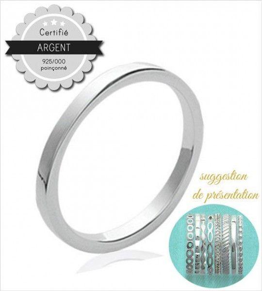 anneau-motif-plat-argent-bague-a-composer-en-ajoutant-plusieurs-anneau