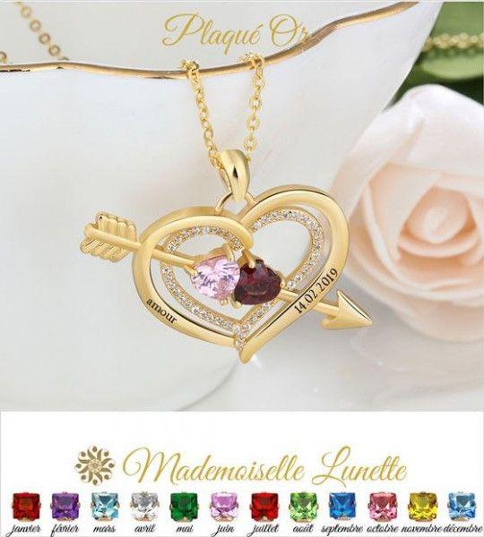 pendentif-collier-coeur-en-plaque-or-personnalisation-2-prenoms
