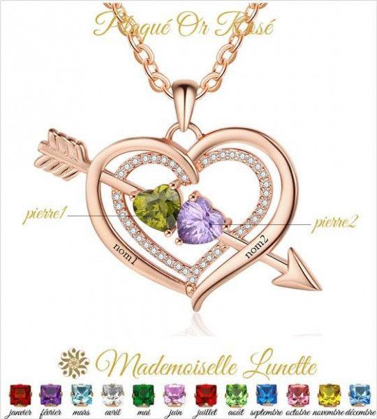 pendentif-collier-coeur-en-plaque-or-rose-personnalisation-2-prenoms