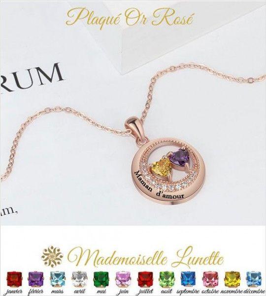 collier-cercle-rond-or-rose-avec-gravure-deux-noms-et-deux-pierres-cristal