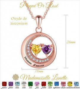 collier-pendentif-rond-2-pierre-forme-coeur-et-2-noms-gravure-offerte-cadeau-saint-valentin-anniversaire-cadeau-pas-cher