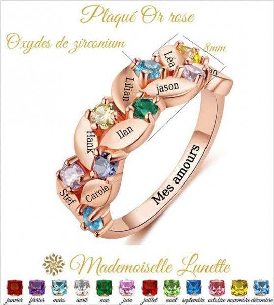 bague-personnalisable-femme-8-noms-8-pierres-de-naissance-bague-plaque-or-rose