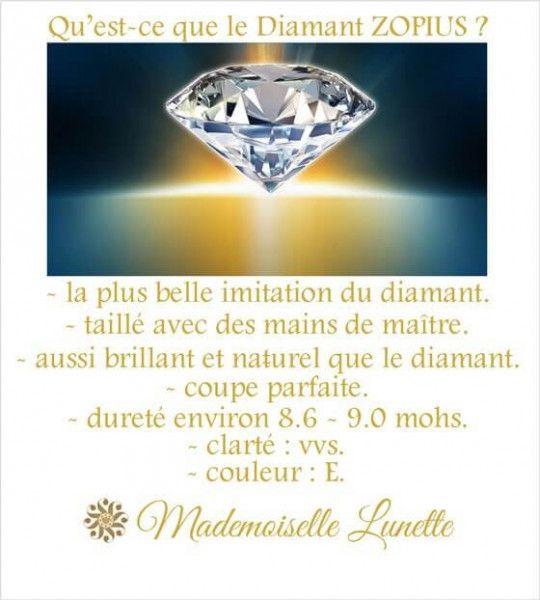 signification du diamant zopius