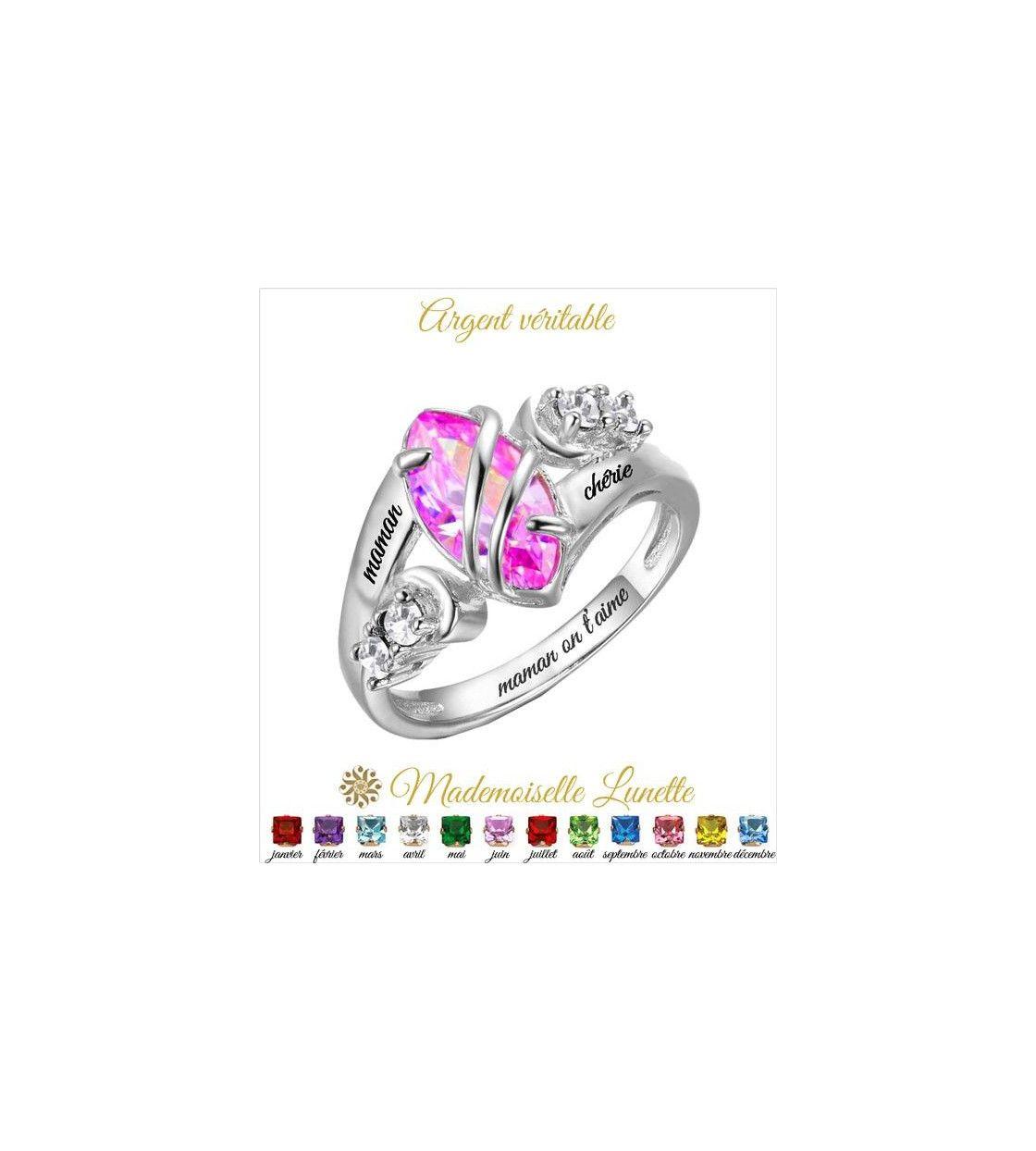 bague-argent-avec-une-pierre-de-naissance-forme-ovale-cadeau-pour-maman-amour