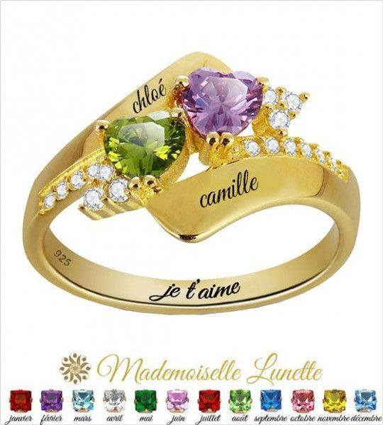 bague-plaque-or-avec-deux-pierres-naissance-et-deux-prenoms-offerts-pour-maman