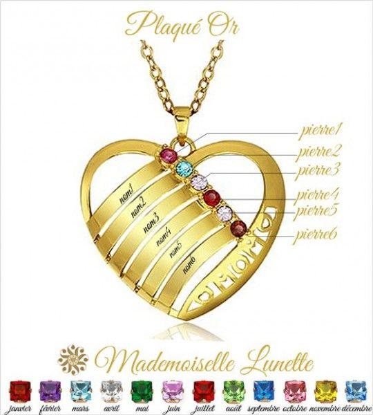 collier-en-plaque-or-pour-graver-6-prenoms-et-6-pierres-de-naissance