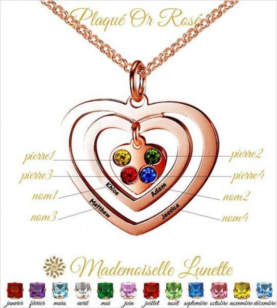 collier-maman-plaque-or-rose-quatre-pierres-cristal-et-4-gravure-prenoms
