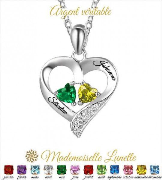 collier-coeur-maman-2-pierres-coeur-en-argent-pour-maman-et-2-gravure-prenoms