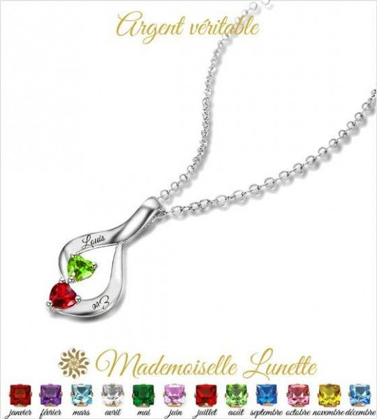 collier-pour-maman-2-pierres-coeur-en-argent-pour-maman-et-2-gravure-prenoms