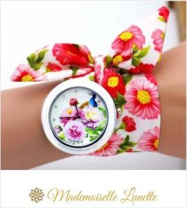 montre-bracelet-ruban-interchangeable-motif-fleur-et-oiseau-montre-pour-maman